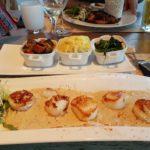 La Madrague restaurant Valras Plage